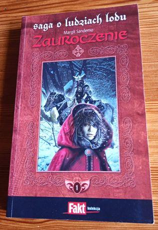 Książki Margit Sandemo - Saga o ludziach lodu tomy od 1 do 47