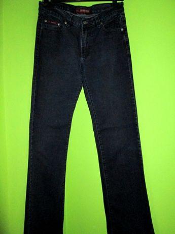jeansy granatowe roz 38