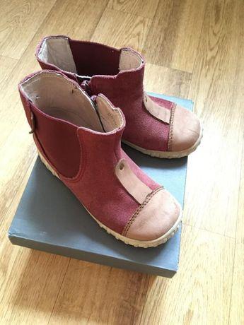 Деми ботинки челси ecco
