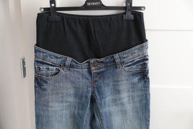 Spodnie ciążowe C&A jeans #2 r.36/S