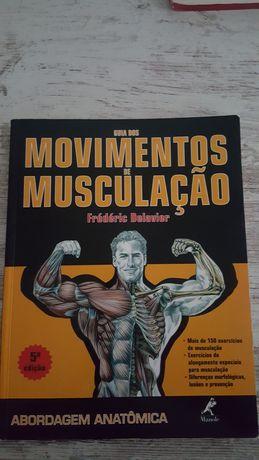 Guia dos movimentos de musculação - 5ª edição