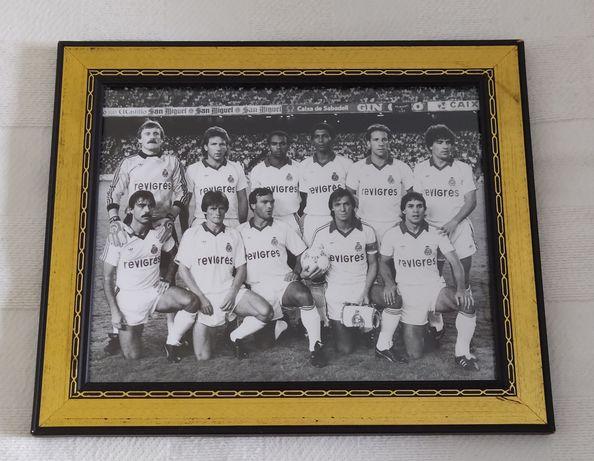FC Porto Fotografia original emoldurada