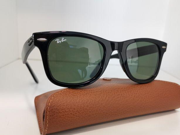 Óculos de Sol Ray Ban Wayfarer RB4340 (Pretos)