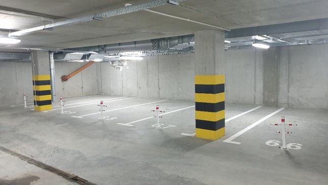 Miejsce parkingowe w garażu podziemnym Łódź Widzew Sobolowa 4