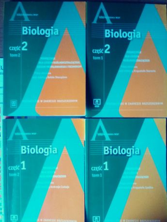 Biologia Krzysztofa Staronia WSIP poziom rozszerzony