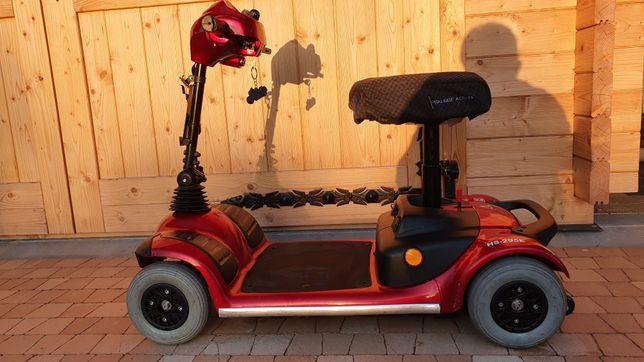 Wózek inwalidzki dziecięcy nowe baterie NOWA CENA