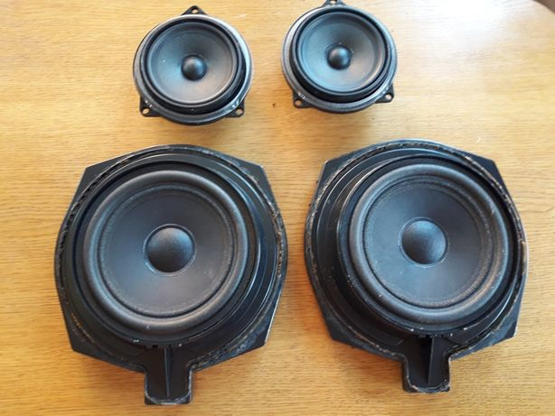 Автомобильная акустика BMW E-Series двухкомпонентная