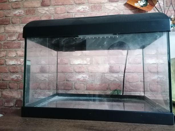 Akwarium 25L z pokrywą