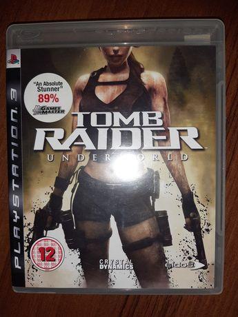 Tomb raider under world ps3