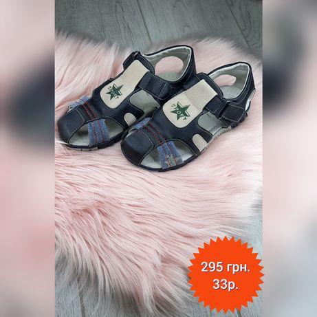 Детские сандали (босоножки) от Vera Pelle
