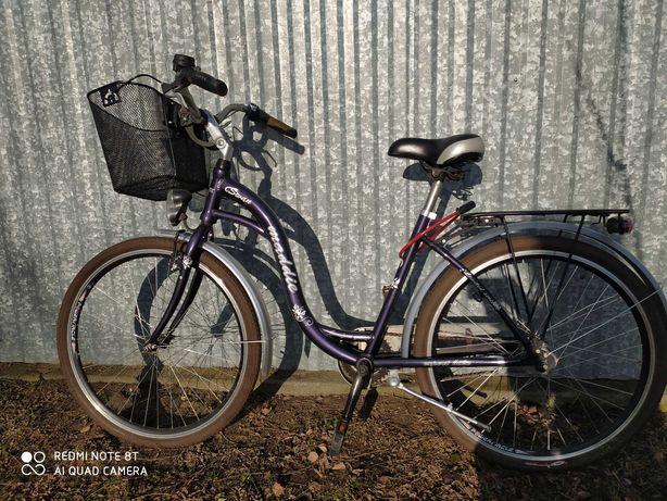 Rower turystyczny, miejski MADDIE damka