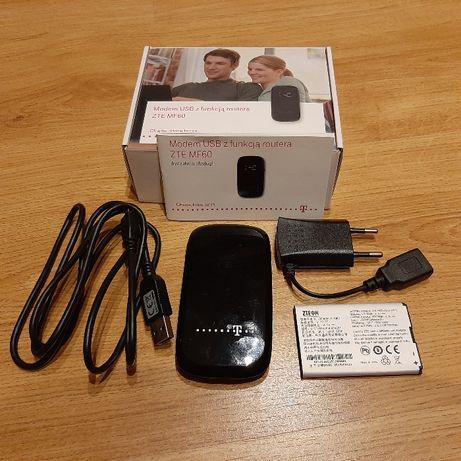 ZTE MF60 modem router SIM bez simlock
