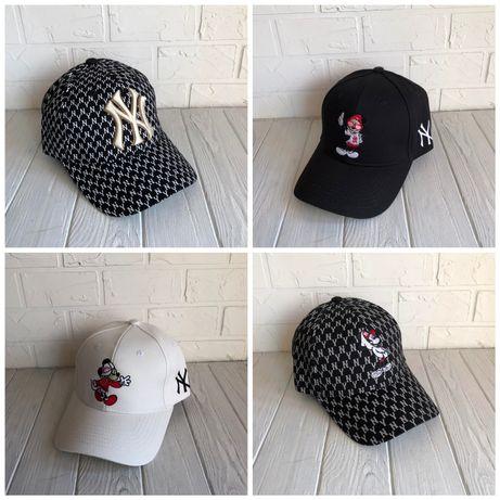 Кепки, бейсболки NY / New York