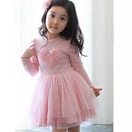 Плаття на дівчинку до 2-х років, від 86 до 98 см росту