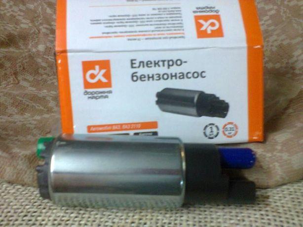 Электробензонасос ВАЗ 2109-99, 2110, 2107, 2115, 2114.
