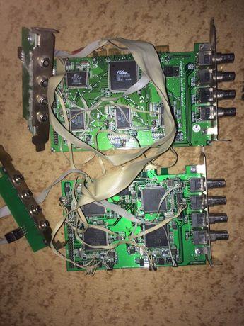 Платы POWER VN4 Rew. 3.80 и PowerVN4 Pro3 Rev.1.02 VideoNet с HUSP