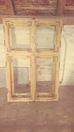 okna sosnowe