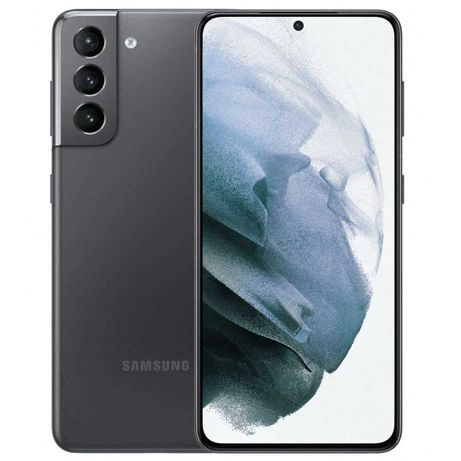 "Smartphone Samsung Galaxy S21 5G 6.2"" (8 / 128GB) 120Hz Cinza"