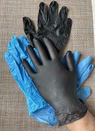 Перчатки Нитриловые, не медицинские, бытовые