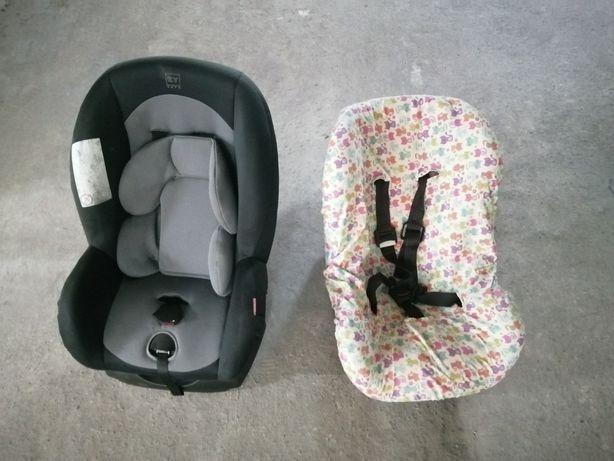 Cadeiras auto usadas