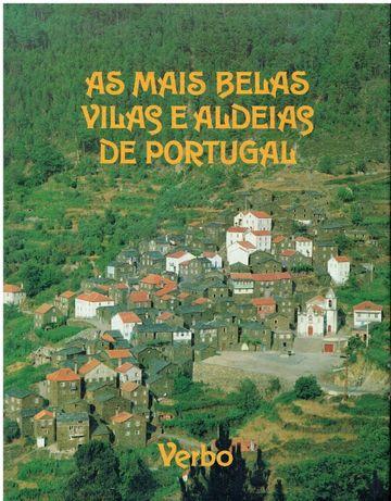 10604 As Mais Belas Vilas e Aldeias de Portugal de Augusto Cabrita e