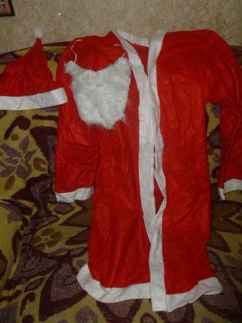 Костюм Деда Мороза.