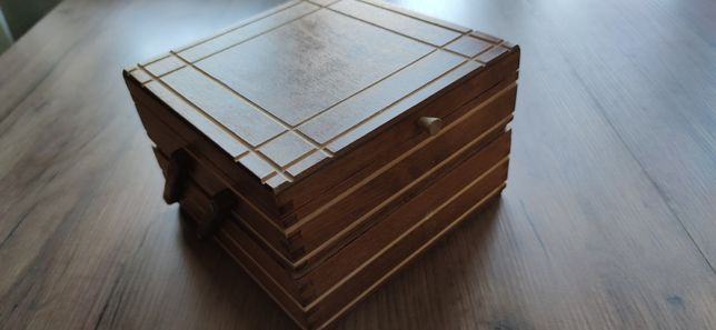 Niciarka drewniana