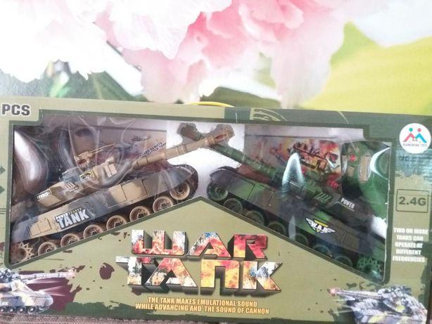 Танковий бій