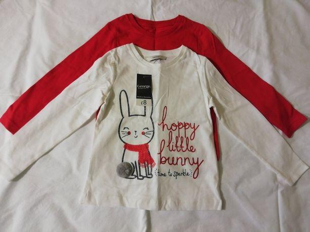 Реглан, кофта, футболка на 3-4 года Англия
