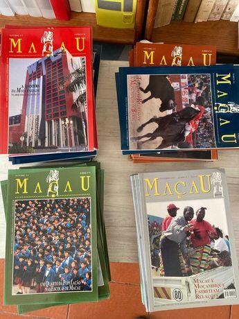Revista MACAU - Diversos números