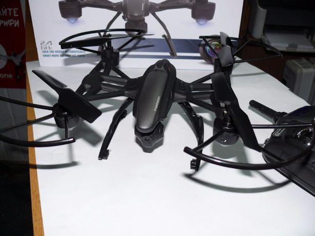 Квадрокоптер JD509W с камерой WiFi, автовозвратом и удержанием высоты,