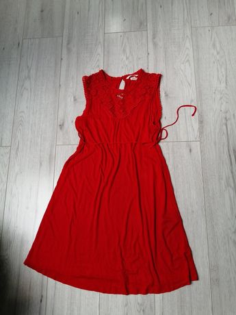 Sprzedam sukienkę ciążową r. M
