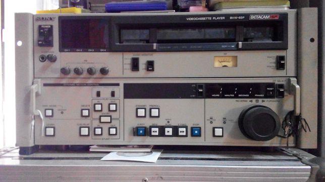 Video Betacam modelo BVW-65, Video profissional