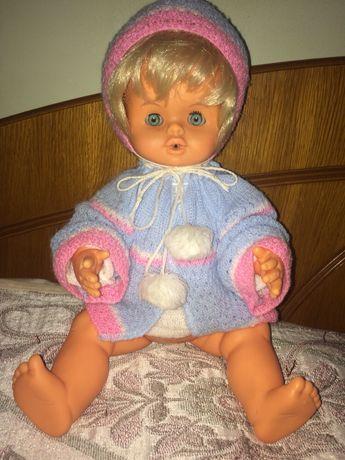 Кукла пупс ГДР M.Zapf, 40 см