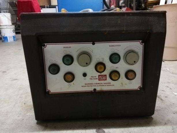 Mega tri-tank PA310 para placas circuito impresso