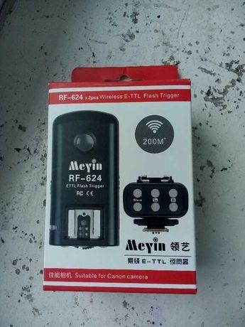 Wyzwalacze lamp  Meyin RF-624  E-TTL Flash Trigger HSS