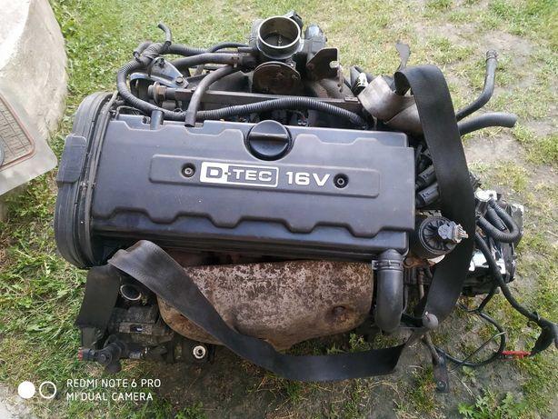 Двигатель Мотор ДВС Шевроле Лачетти 1.8 LDA SED Chevrolet Lacetti