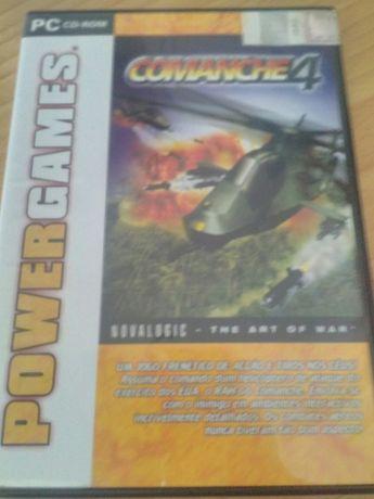 Jogo para computador. (Comanche 4)