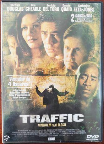 Ninguém Sai Ileso - Traffic - 2000 - DVD