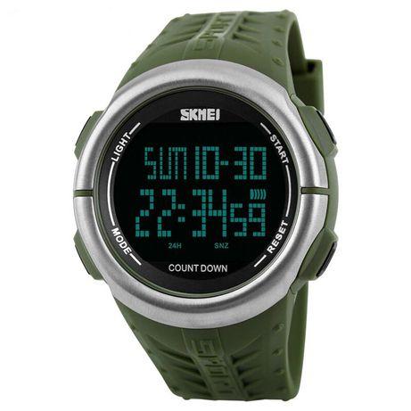Часы Skmei 1286BOXAG Army Green BOX