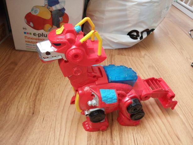Transformers dinobot Hasbro