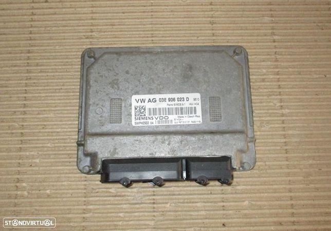 Centralina para Seat Ibiza 1.2i (2007) 03E906023D Siemens vdo 5WP40502