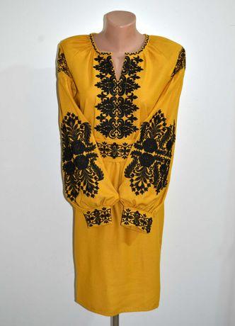 Вишиванка, вышиванка, сукня з вишивкою, вишита сукня розмір 44