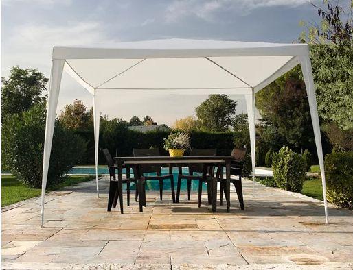Павильон садовый 2 х 3 м , навес от солнца и дождя, палатка беседка