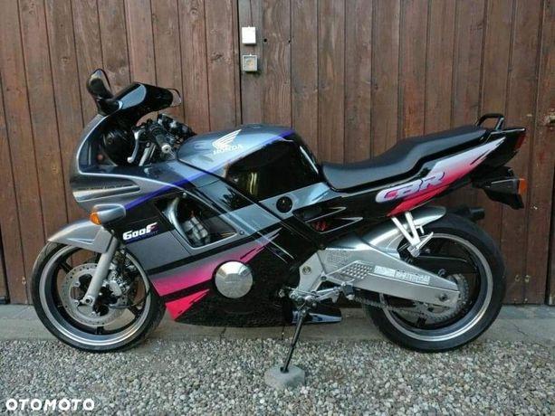 Honda CBR honda CBR 600 F2 Unikat F3 Stan sklepowy idealny takich już mało