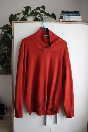 Sweterek LIV Italy Vintage XL - 86% wiskoza - idealny, okazja