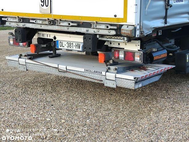 WINDA załadowcza DHOLLANDIA od/do naczepy KRONE 2000kg / 2 tony