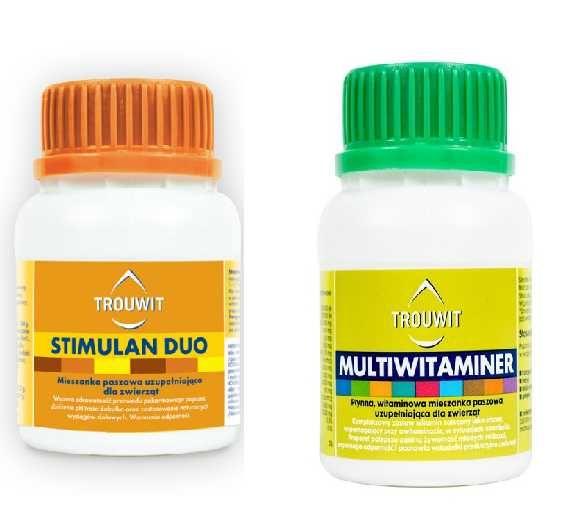 Stimulan duo 100ML+ Multiwitaminer 100ML