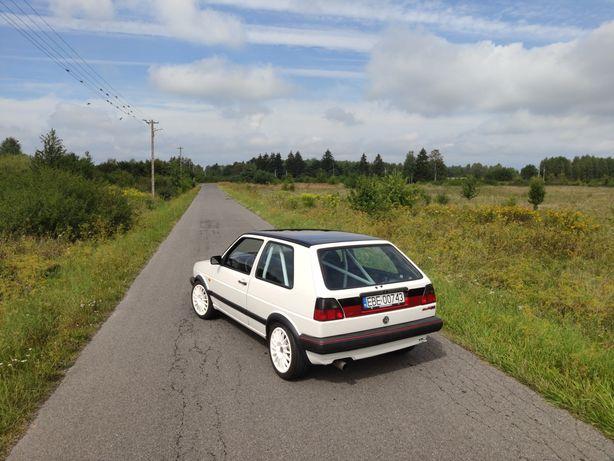 VW golf MK2 1.8T apx 250 ps zamiana