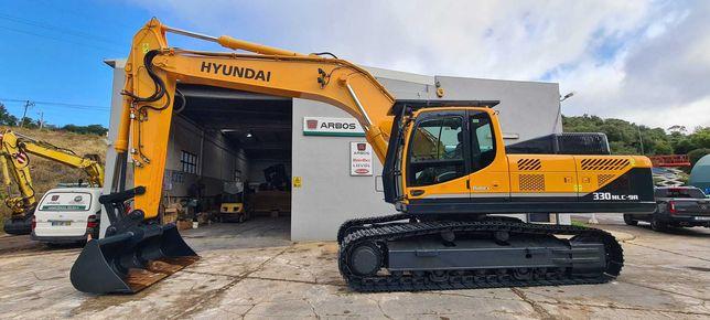 Hyundai R330NLC-9A Ano2015 Horas:2600